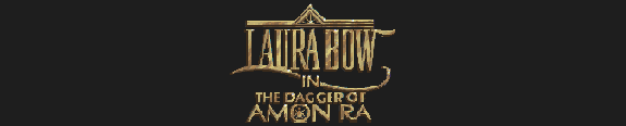 Laura Bow in The Dagger of Amon Ra