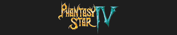 Phantasy Star IV: End Of The Millenium