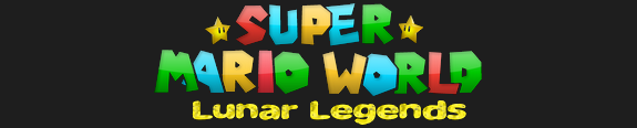 Super Mario World Lunar Legends Hack