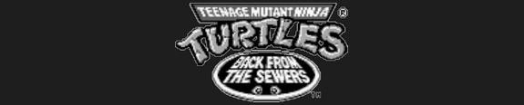 TMNT: Back From The Sewers